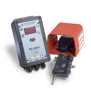 PC 100 Shot Timer with foot switch